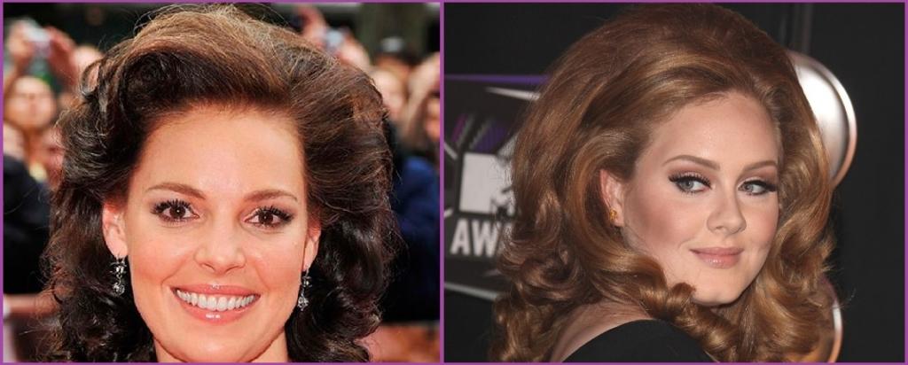 Cheveux très cardés - Des coiffures qui vous font paraître plus vieille