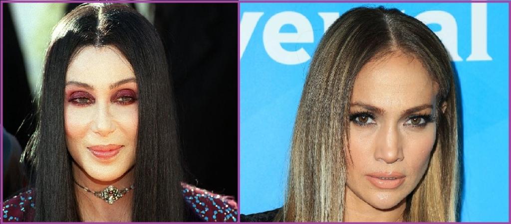 La raie du milieu - Des coiffures qui vous feront paraître plus vieille.