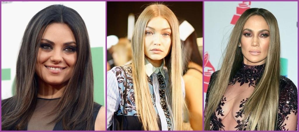 Cheveux raides - Coiffures qui vous font paraître plus vieille