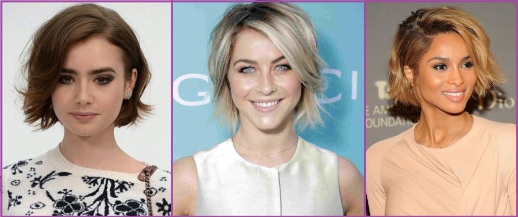 La coupe au carré triomphe comme ces célébrités- Tendances en matière de coiffure pour 2019.