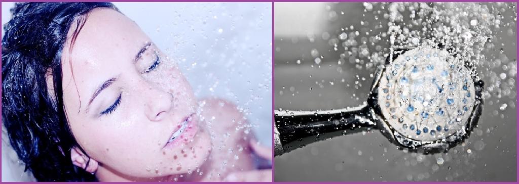 Rincez vos cheveux à l'eau froide - conseils pour garder vos cheveux propres plus longtemps