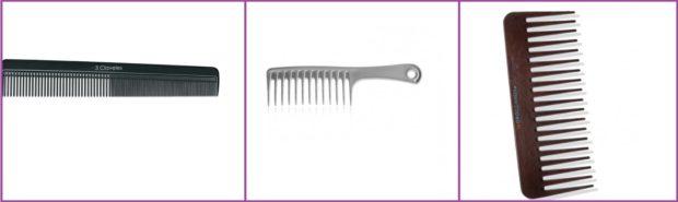 Découvrez les types de peignes et leur utilisation - Top 5 des meilleurs peignes pour cheveux longs