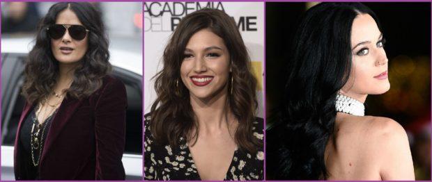 Salma Hayek, Úrsula Corberó ou Katy Perry ont succombé à cette coiffure- Coiffures pour cheveux bruns