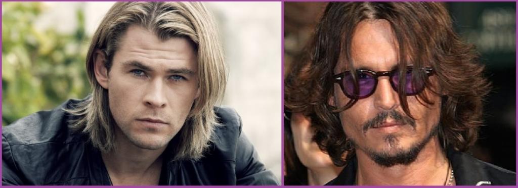 Les cheveux longs sur un homme sont très attrayants, mais ils doivent être bien entretenus - je suis un homme et je veux avoir les cheveux longs.
