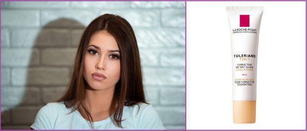 La Roche Posay, pour les peaux sensibles et atopiques - Top 5 des fonds de teint pour les peaux grasses