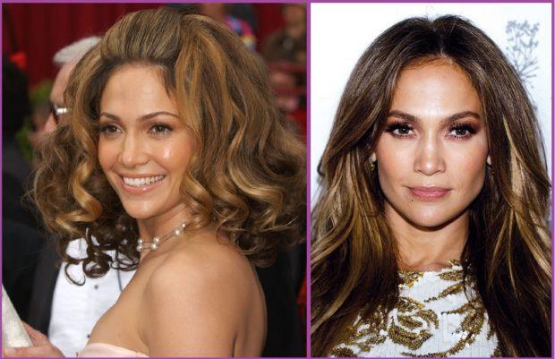Jennifer Lopez n'a pas résisté au microblading- Technique du microblading