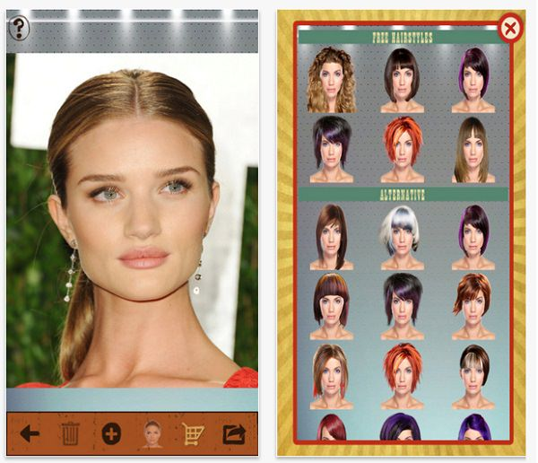 haircut simulator your perfect hairstyle app